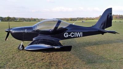 G-CIWI - Evektor-Aerotechnik Eurostar SL - Private