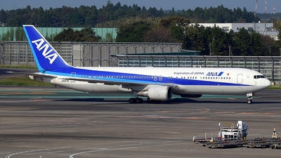 JA617A - Boeing 767-381(ER) - All Nippon Airways (Air Japan)