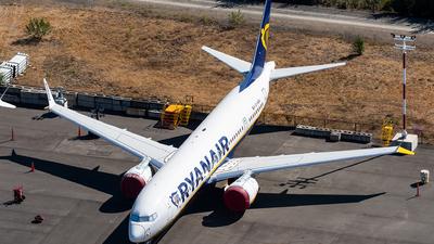 EI-HGK - Boeing 737-8-200 MAX - Ryanair