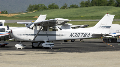 N387MA - Cessna 172R Skyhawk - Private