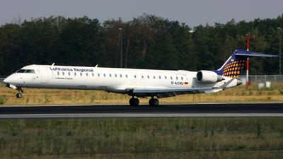 D-ACNU - Bombardier CRJ-900 - Lufthansa Regional (CityLine)