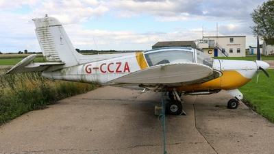 G-CCZA - Socata MS-894A Minerva 220 - Private