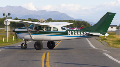 N3985G - Cessna U206 Super Skywagon - Private
