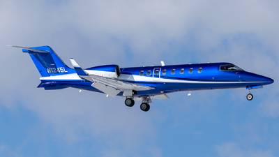 N1245L - Bombardier Learjet 45 - Private