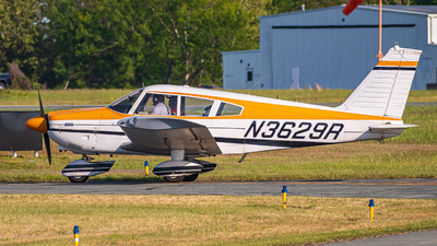 N3629R - Piper PA-28-180 Cherokee - Private