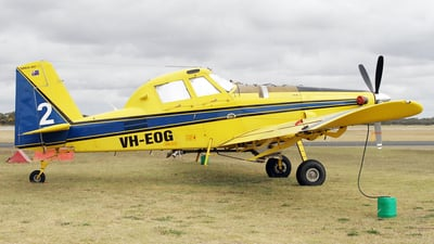 VH-EOG - Air Tractor AT-802 - Dunn Aviation