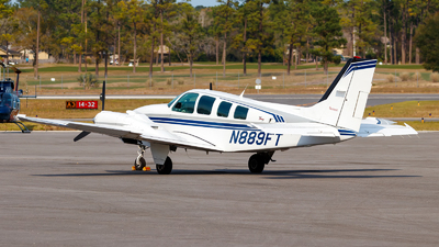 N889FT - Beechcraft 58 Baron - Private