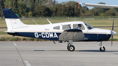 G-CDMA - Piper PA-28-151 Cherokee Warrior - Private