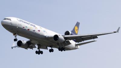 D-ALCH - McDonnell Douglas MD-11(F) - Lufthansa Cargo