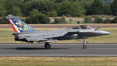 5 - Dassault Rafale M - France - Navy