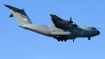 17-0078 - Airbus A400M - Turkey - Air Force