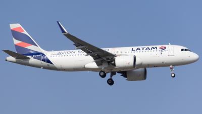 CC-BHF - Airbus A320-271N - LATAM Airlines