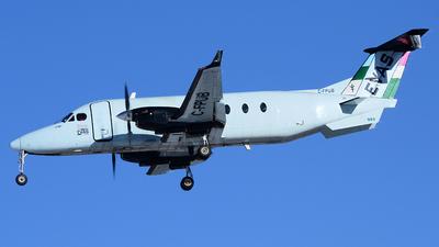 C-FPUB - Beech 1900D - Air Canada Express (Evas Air)