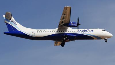 VT-IYE - ATR 72-212A(600) - IndiGo Airlines