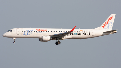 EC-LCQ - Embraer 190-200LR - Air Europa