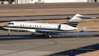 N721FF - Bombardier BD-700-1A10 Global Express XRS - Private