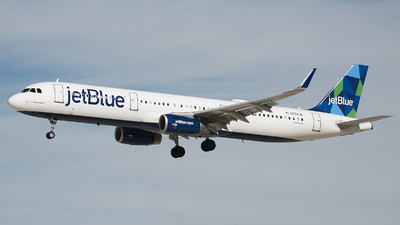 N978JB - Airbus A321-231 - jetBlue Airways