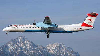OE-LGD - Bombardier Dash 8-Q402 - Austrian Arrows