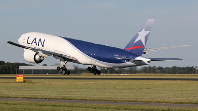 N776LA - Boeing 777-F16 - LAN Cargo