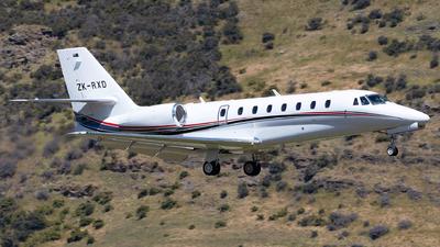 ZK-RXD - Cessna 680 Citation Sovereign - Skyline Aviation