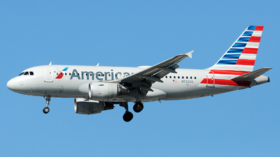 A picture of N732US - Airbus A319112 - American Airlines - © Alexander Portas