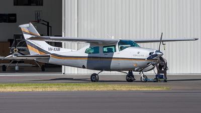 VH-XAM - Cessna 210R Centurion II - Corsaire