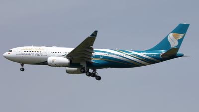 A4O-DC - Airbus A330-243 - Oman Air