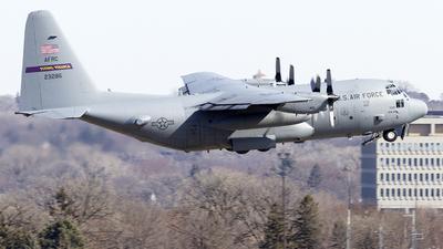 92-3286 - Lockheed C-130H Hercules - United States - US Air Force (USAF)