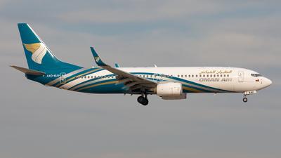 A picture of A4OBAF - Boeing 7378SH - Oman Air - © Sebastian Sowa