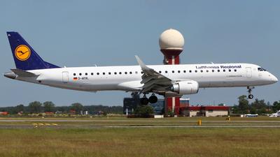 D-AEBL - Embraer 190-200LR - Lufthansa Regional (CityLine)