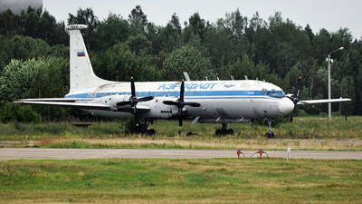 75926 - Ilyushin Il-22M-11 Zebra - Russia - Air Force