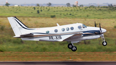 PR-XIB - Beechcraft C90B King Air - Private