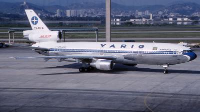 PP-VMD - McDonnell Douglas DC-10-30 - Varig