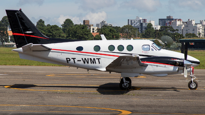 PT-WMT - Beechcraft C90 King Air - Private