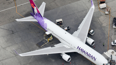 N590HA - Boeing 767-3CB(ER) - Hawaiian Airlines
