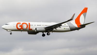 PR-GGJ - Boeing 737-8EH - GOL Linhas Aereas