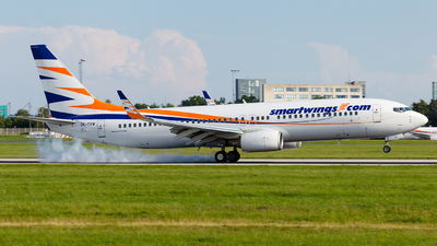 OK-TVW - Boeing 737-86Q - SmartWings