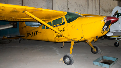 AP-AXX - Cessna A185F AgCarryall  - Pakistan - Department of Plant Protection