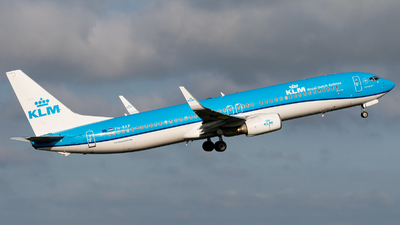 A picture of PHBXP - Boeing 7379K2 - KLM - © TommiAvery