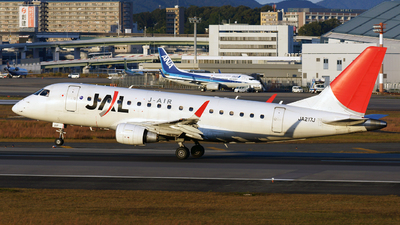 JA217J - Embraer 170-100STD - J-Air