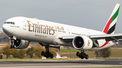 A6-EQP - Boeing 777-31HER - Emirates