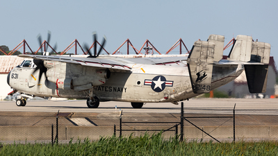 162148 - Grumman C-2A Greyhound - United States - US Navy (USN)