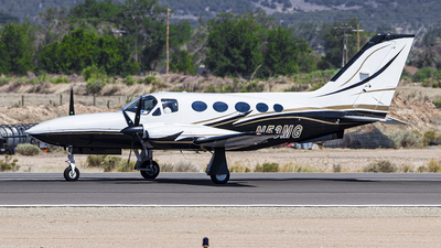 N53MG - Cessna 421C Golden Eagle - Private