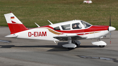 D-EIAM - Piper PA-28-180 Cherokee F - Private