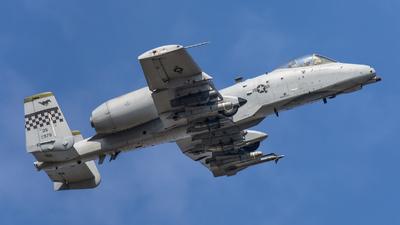 81-0979 - Fairchild A-10C Thunderbolt II - United States - US Air Force (USAF)