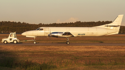 VH-UZS - Fairchild SA227-AC Metro III - Airwork New Zealand