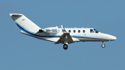 9H-GIO - Cessna 525 CitationJet 1 - Luxwing