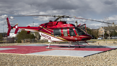 N407CH - Bell 407 - Classic Air Medical