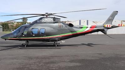 G-RMBH - Agusta-Westland AW-109 Trekker - Private