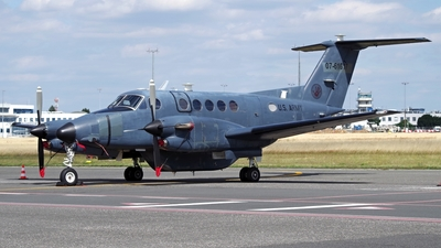 07-61017 - Beechcraft RC-12Q Huron - United States - US Army